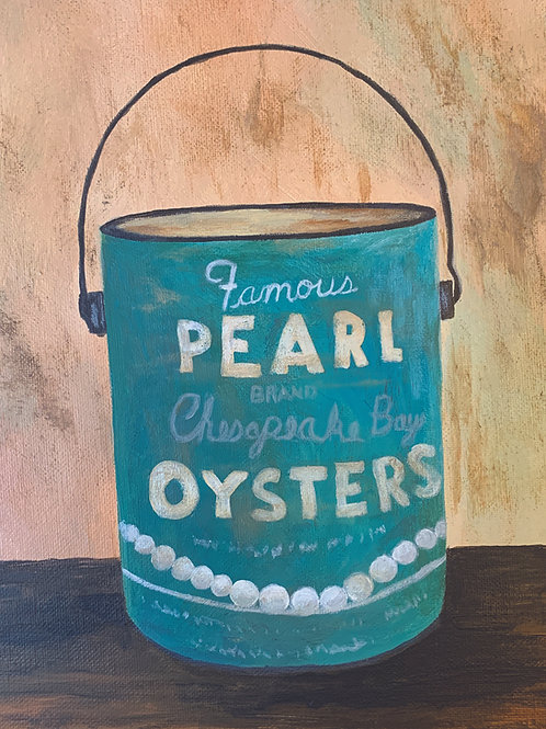 Pearl Oysters - Annapolis, Maryland