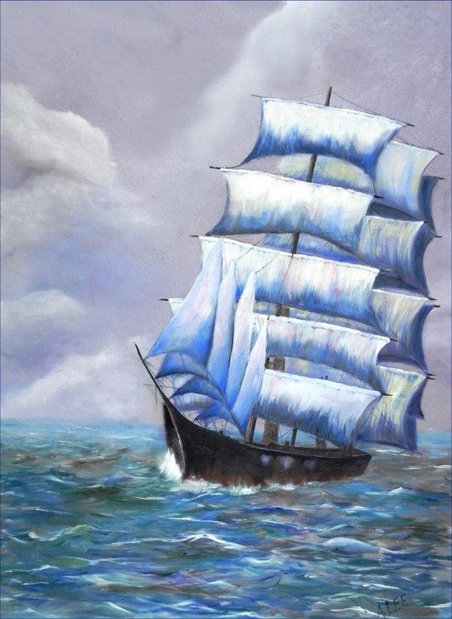 Patrick's Ship