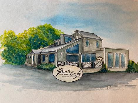 Paul's Homewood Cafe - Annapolis