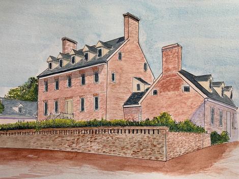 William Paca House - Annapolis, MD