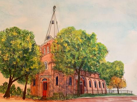 St. Anne's Episcopal Church Annapolis, MD