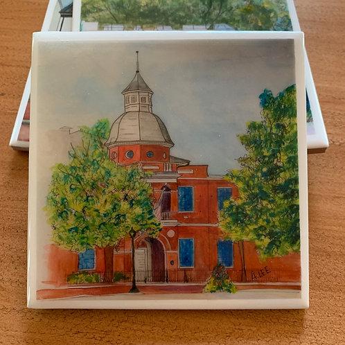 Courthouse - Annapolis, Maryland