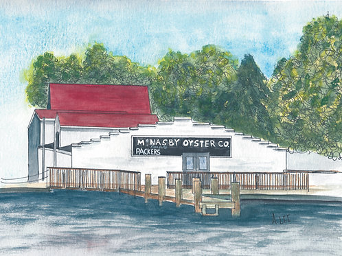 McNasby Oyster Co. - Annapolis, MD