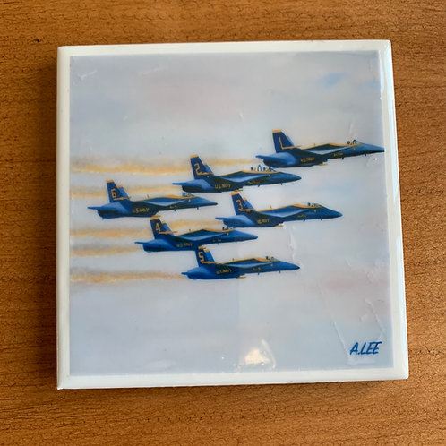 Blue Angels Flyover- Annapolis, Maryland
