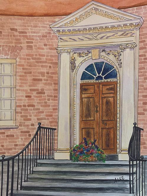 Hammond-Harwood House - Annapolis, Maryland