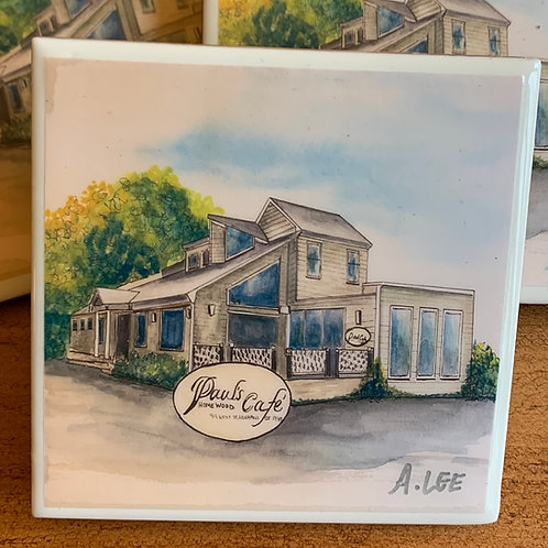 Paul's Homewood Cafe - Annapolis, Maryland