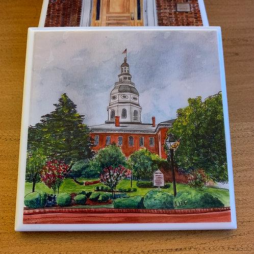 Maryland State House - Annapolis, Maryland