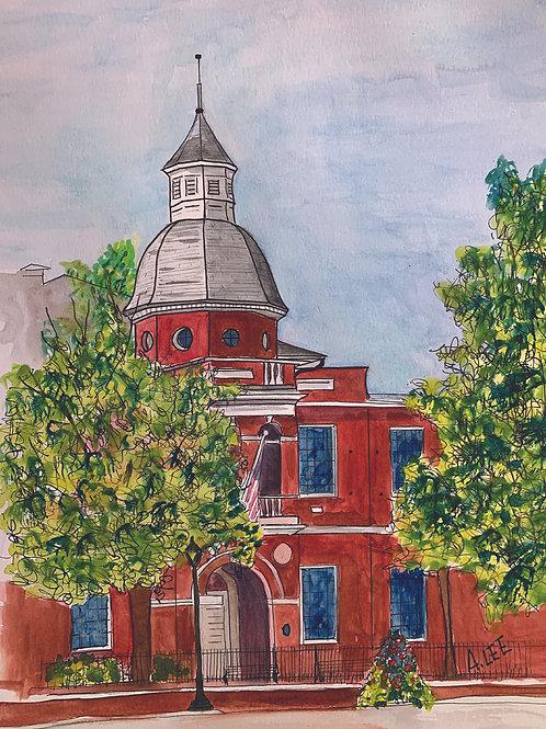 Annapolis Courthouse