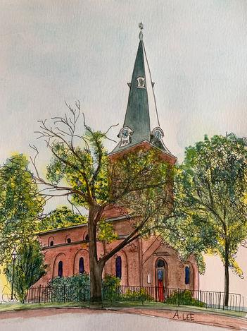 St. Anne's Episcopal Church - Annapolis, MD