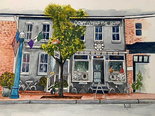 Sailor Oyster Bar - Annapolis, Maryland