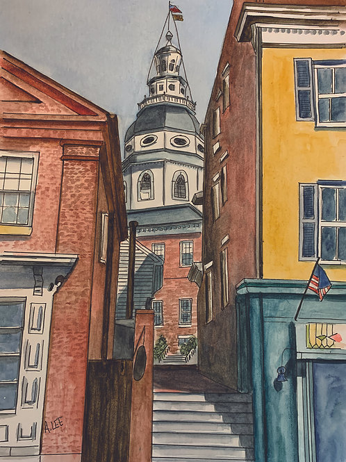 Capital Alley View II - Annapolis, Maryland