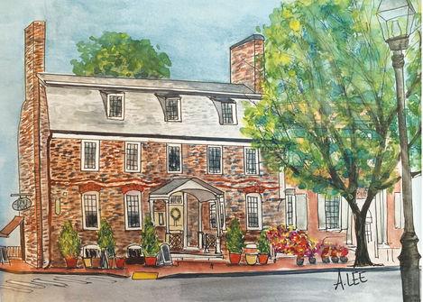 Reynolds Tavern Annapolis, MD
