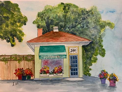 Academy Flower Shop - Annapolis, Maryland