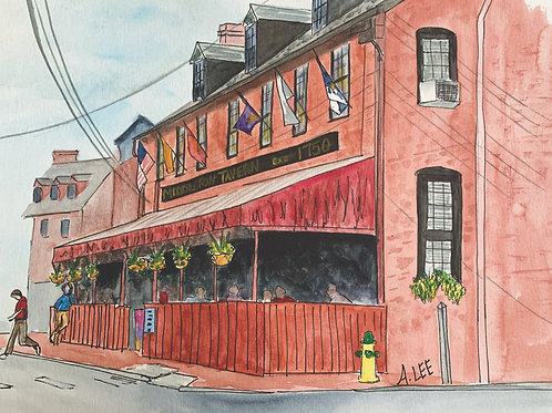 Middleton's Tavern - Annapolis, MD