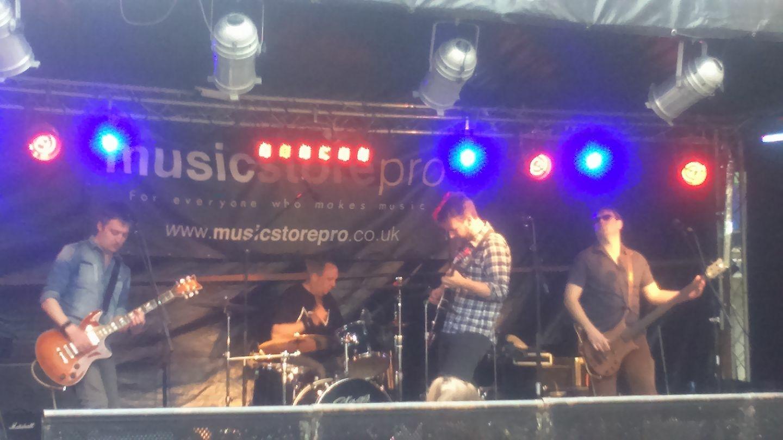 Lymelight Festival, April 2017