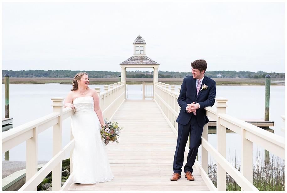 Emily + Ben || Intimate Lavender, Dusty Rose, + Navy Mingo Point Wedding