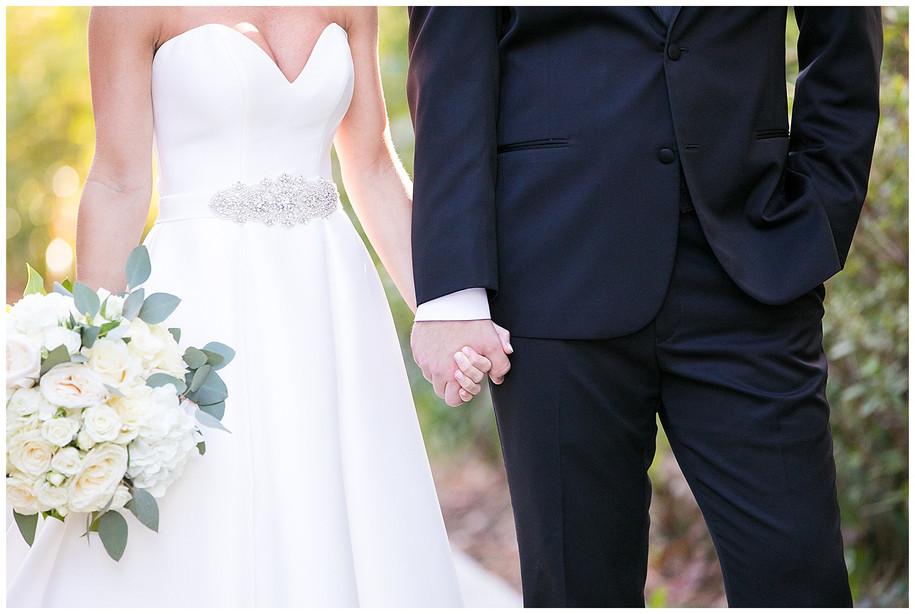 Kelsey + Matt || Classic Black Tie Fall Daniel Island Club Wedding
