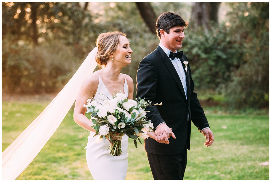 Bailey + Matt || Stylish Greenery + Gold Legare Waring House Wedding
