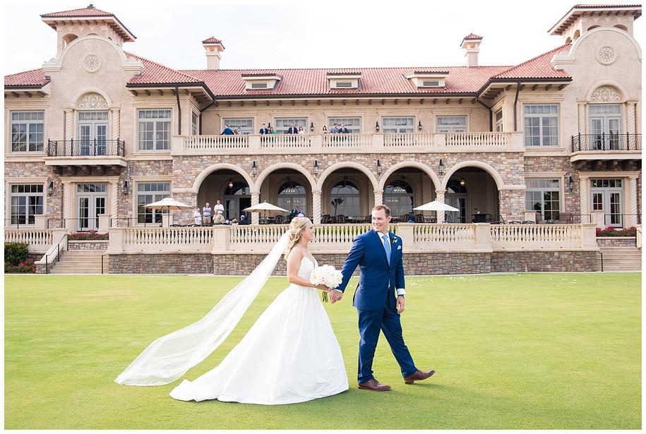 Katie + Jon || Romantic Ponte Vedra FL Wedding at TPC Sawgrass Golf Club