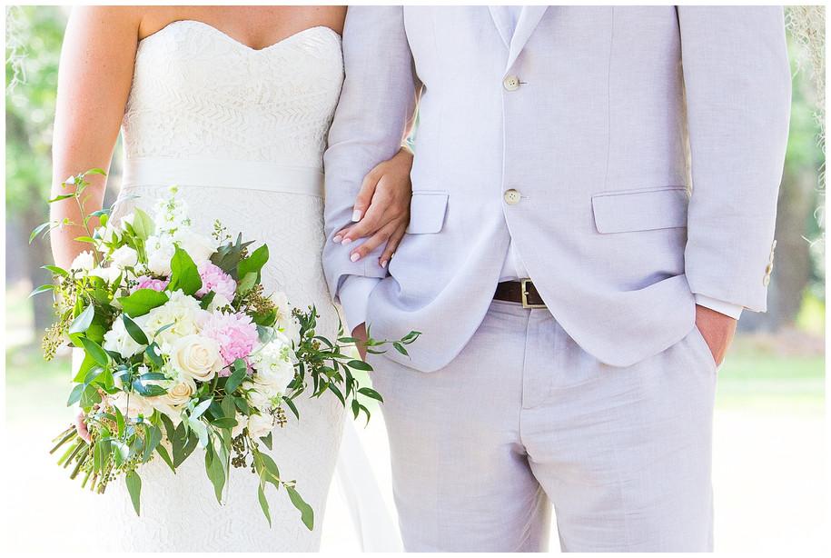Meredith + Andrew || Spring, Powder Blue, Southern Runnymede Wedding