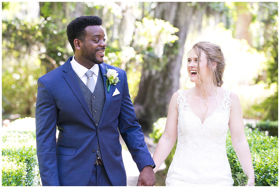 Florence + Shawn || Joyful Summertime Magnolia Plantation Wedding Celebration