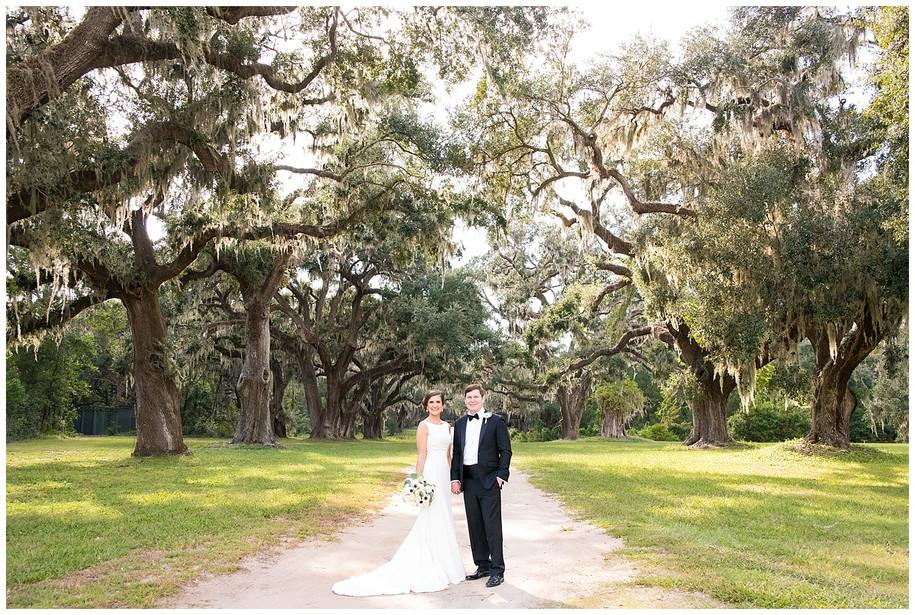 Kathryn + Josh || Elegant Spring Island Wedding