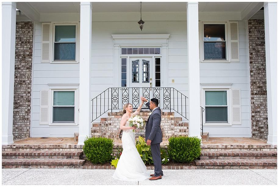 Malorie + Cliff || Summertime Island House Wedding
