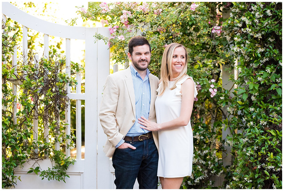 Kenzie + Brent || Bright Springtime Engagement Session
