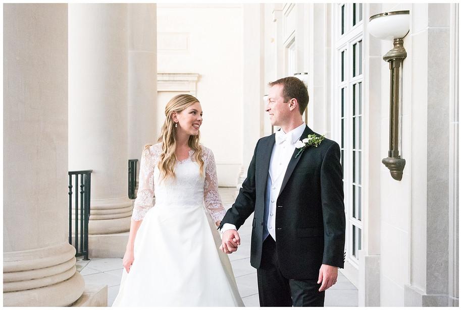 Kathryn + Sean || Elegant Charleston Gaillard Wedding
