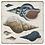 Thumbnail: Studio Vertu Masonite Back Trivet with Wall Hanger