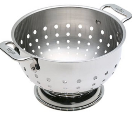 All-Clad Stainless 3-Quart Colander