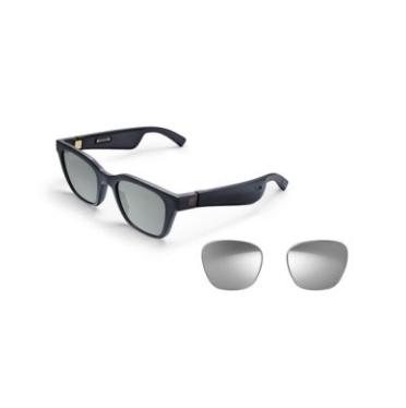 Frames Alto - Black with Mirrored Lenses - Bose