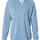 Thumbnail: Independent Trading Co. Women's California Wave Wash Lightweight Hooded Pullover