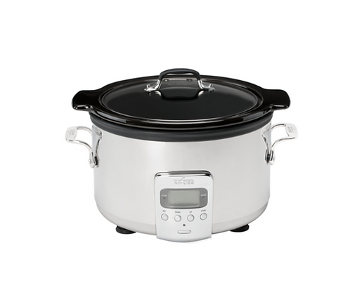 ALL-CLAD 4 Qt. Slow Cooker with Ceramic Insert