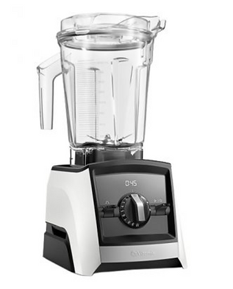 Vitamix Ascent A2500 White Blender
