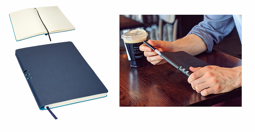 Seminar Soft-Cover Journal - Navy Blue