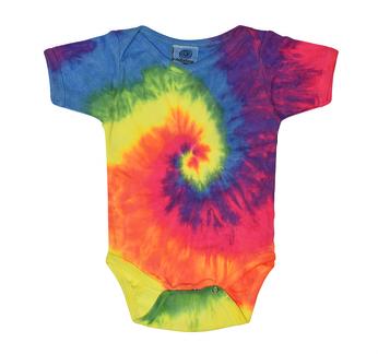 Colortone Baby-rib Creeper