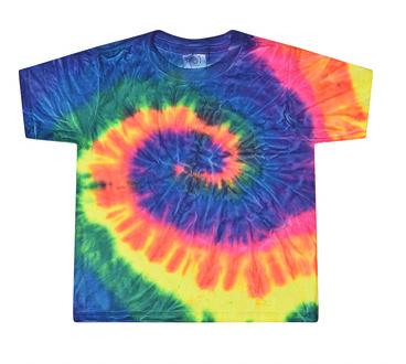 Colortone Tie-Dye Infant  T-Shirt