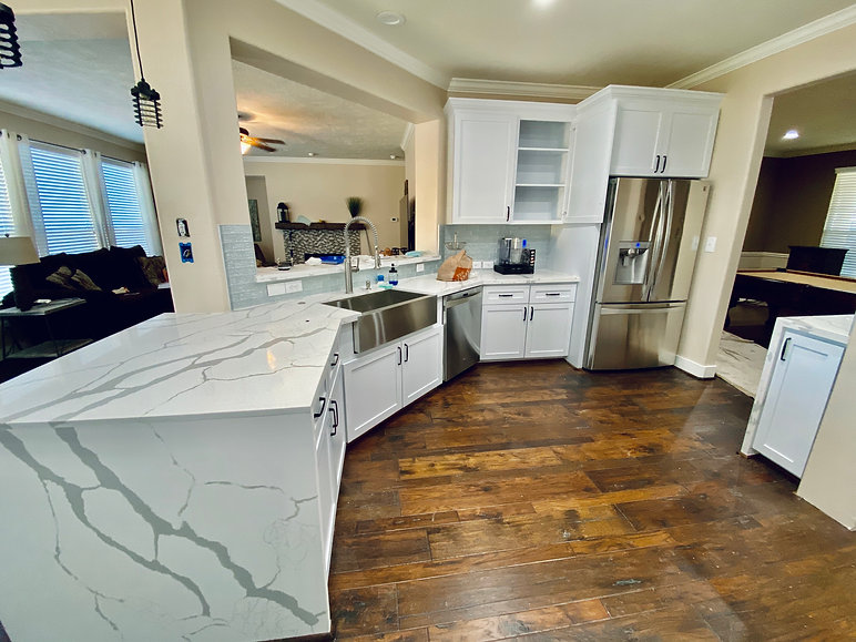 Kitchen & Bath Remodeling Contractor in The Woodlands