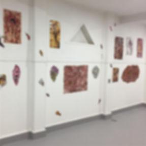 Atelier Transe durante III Portas Abertas do Roteiro de Ateliês