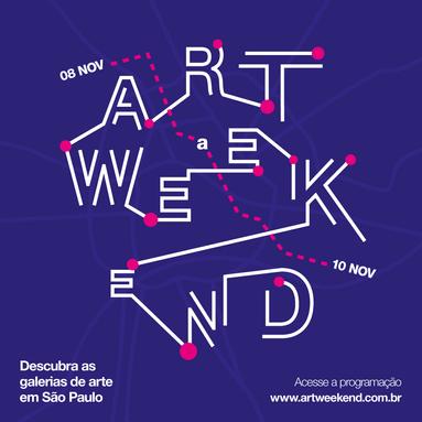 2019 ROTEIRO NA ARTWEEKEND
