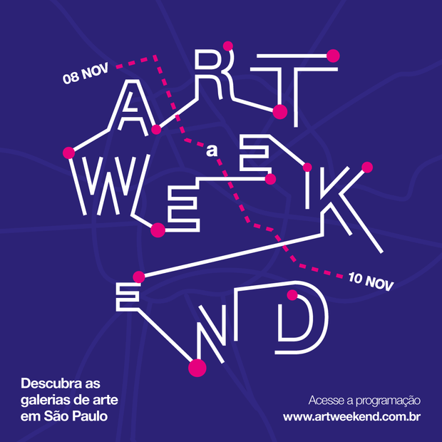 ROTEIRO NA ARTWEEKEND