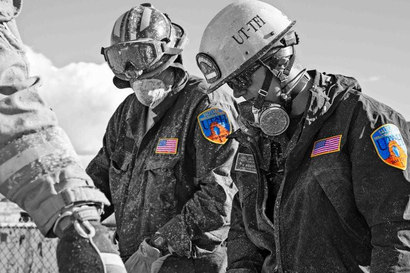 Urban Search & Rescue Members