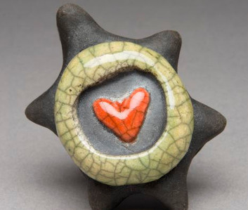 Turtle with heart