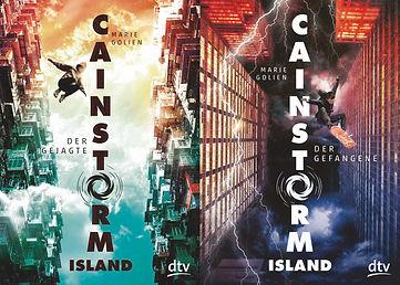 Cainstorm Island  'Der Gefangene'