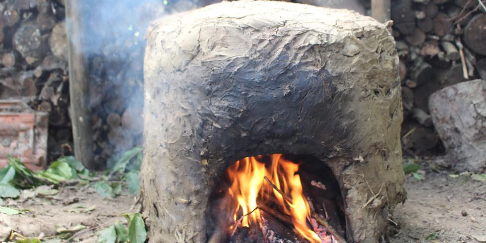 Four à pain et faire du pain...