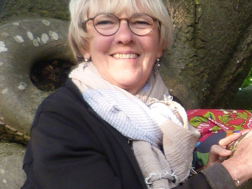 Michèle Rosoux, une bénévole au grand cœur