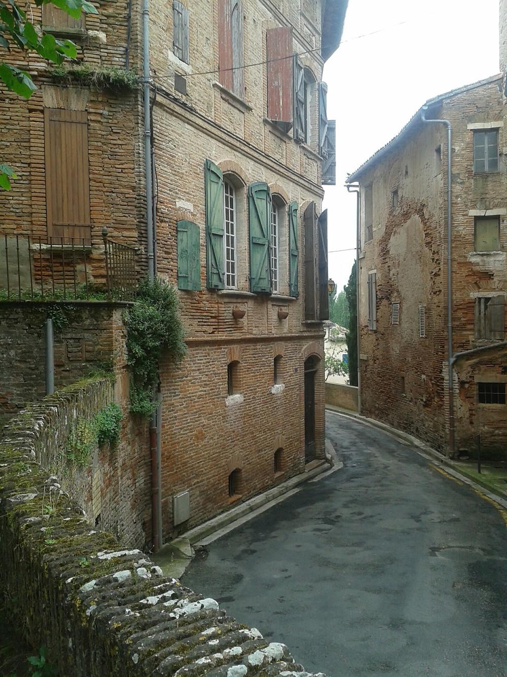 Calle de Galliac, Tarn, Francia