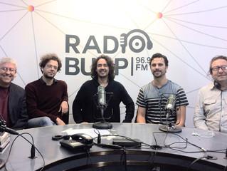#Viaje a la Semilla en Radio Buap Puebla México
