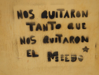 # Nos quitaron Todo